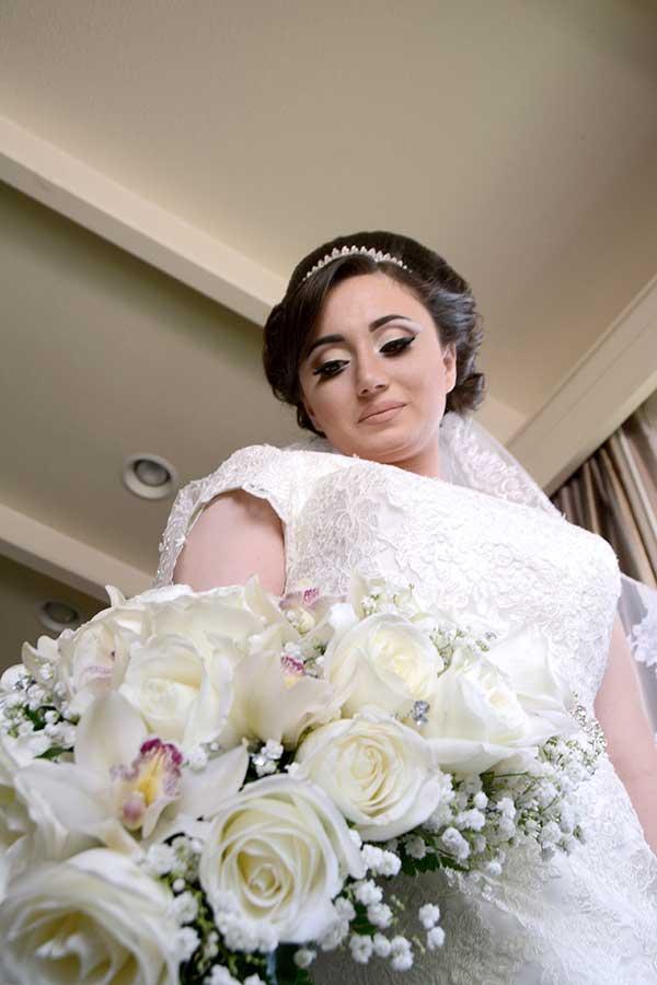 Flores de boda - Hermosos Bouquet
